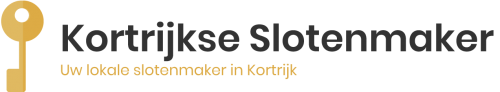 Logo Kortrijkse Slotenmaker